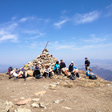 Dahaituo Mountain hike, 2015/04/25