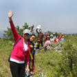 Hike and teambuilding for ThyssenKrupp, 2015/05