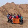 Along the Silk Road from Korla to Kashgar, 2015/09