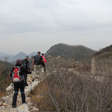 Middle Route of Switchback Great Wall, 2015/10/25