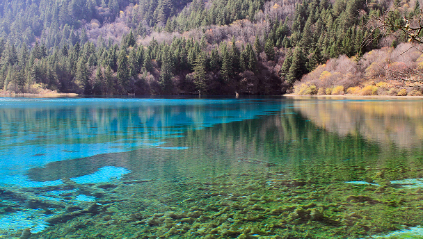 Explore China Jiuzhaigou And Huanglong Sichuan Province