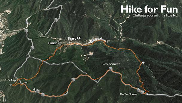 Hike Fest 2017 - Hike for Fun