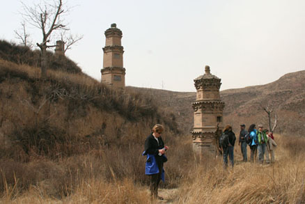Hiking, Beijing Hikers Pingyao Trip, April 8-10, 2011