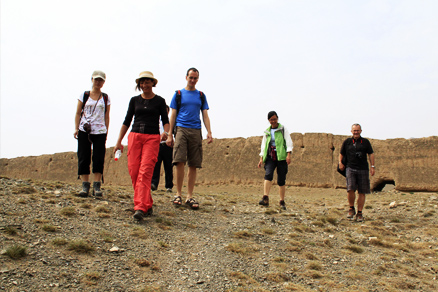 , Beijing Hikers Alashan Desert trip, August11, 2011