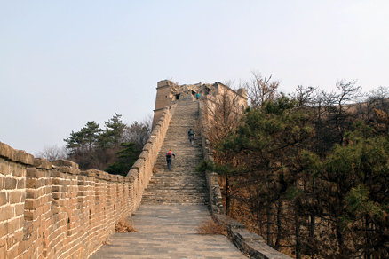 This crumbling tower, Beijing Hikers Huanghuacheng GreatWall, November16, 2011