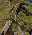 The windy Great Wall