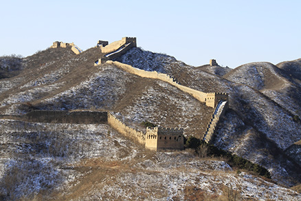 Towers, Beijing Hikers Gubeikou to Jinshanling Great Wall Christmas hike, Dec22, 2012
