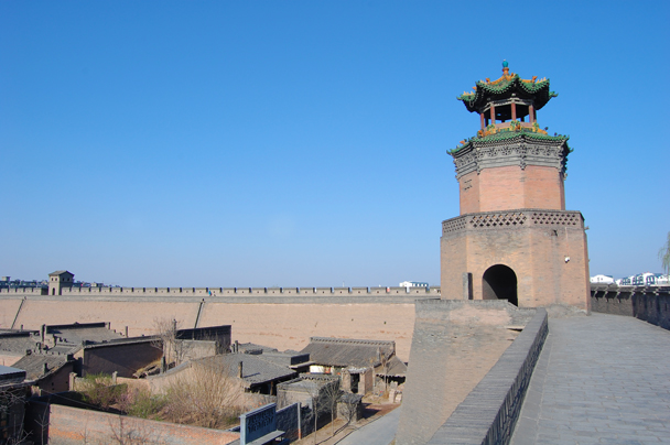 The Watch Tower, Beijing Hikers Two days in Pingyao Ancient City , 2013/04/06
