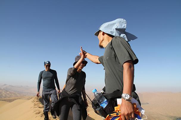 And you, too!, Badain Jaran Desert and Zhangye Danxia Landform, 2013/09