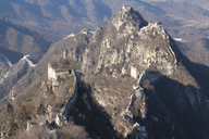 Towers of the Jiankou Great Wall