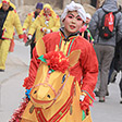 Horse float - Yu County CNY 2014 Overnighters, Part 2