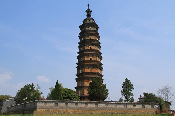 An even taller pagoda! - Wuyuan County, Jiangxi Province, 2014/03
