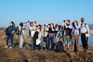 Miyun Birdwatching overnighter, 2014/03/29-30