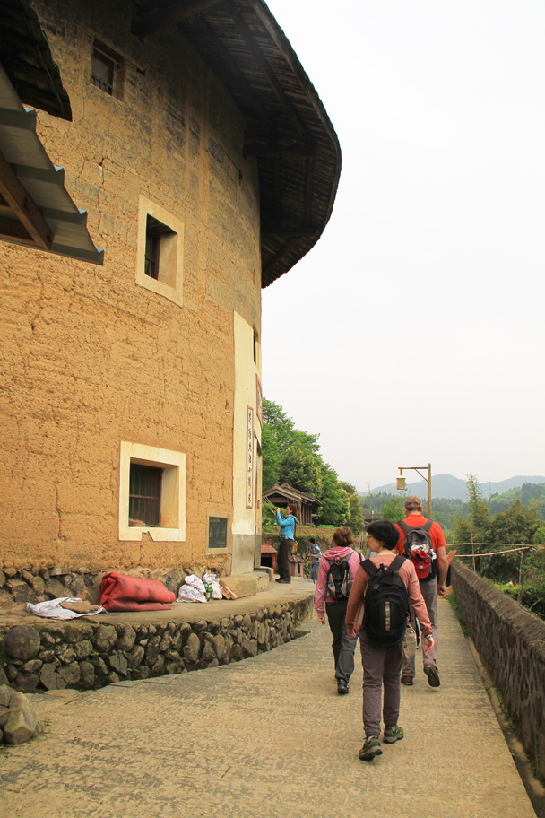 Continuing our tour - Hakka Tulou Clusters and Xiamen, Fujian Province, 2014/04