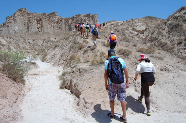 We headed further into the hills - Zhangye Danxia Landform and Jiayuguan, Gansu Province, May 2014