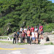 School Camping trip, 2014/6