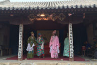 Changyucheng Countryside Opera Performance, 2014/09/21
