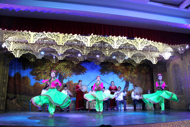 A lively and colourful performance - Journey from the West, 2014/10