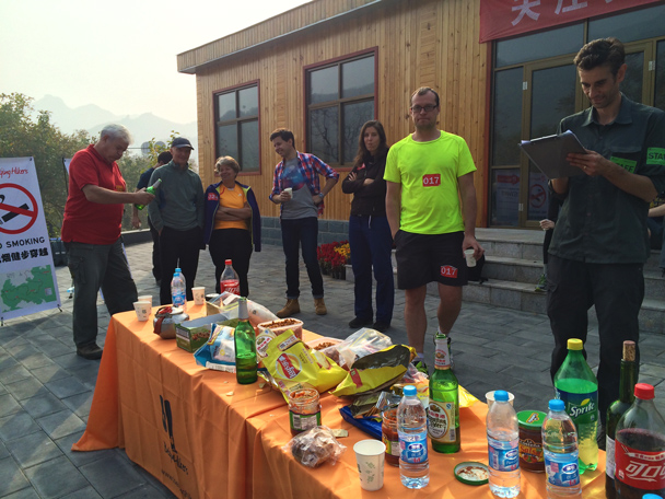 Beijing Hikers 13th Birthday hiking festival, October 2014