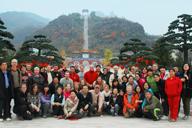 Yajishan Taoist Temples hike, 2014/10