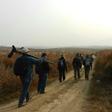 Miyun Reservoir Birdwatching Overnighter, 2014/11