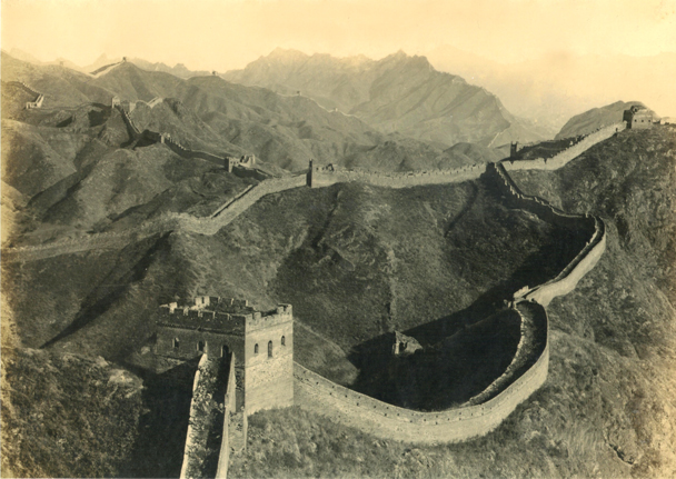 Jinshanling Great Wall, 1930s
