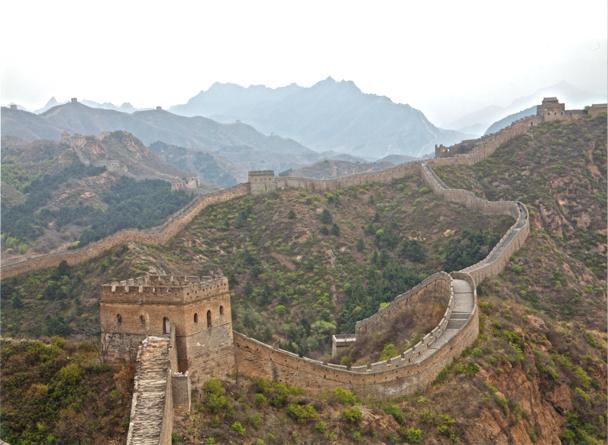 Jinshanling Great Wall, 2011