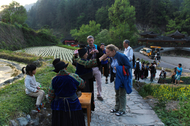 Second round - Miao and Dong culture in Guizhou, 2015/04