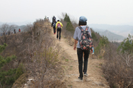 Private hike for Beanstalk International Bilingual School, 2015/04/15