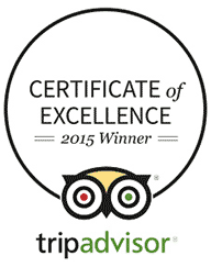 Beijing Hikers awarded TripAdvisor's Certificate of Excellence