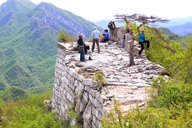 Great Wall Spur Camping trip, May 2015