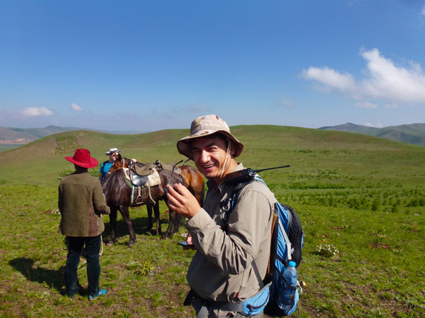 Hiking Guide Abu - Bashang Grasslands, Hebei Province, 2015/06