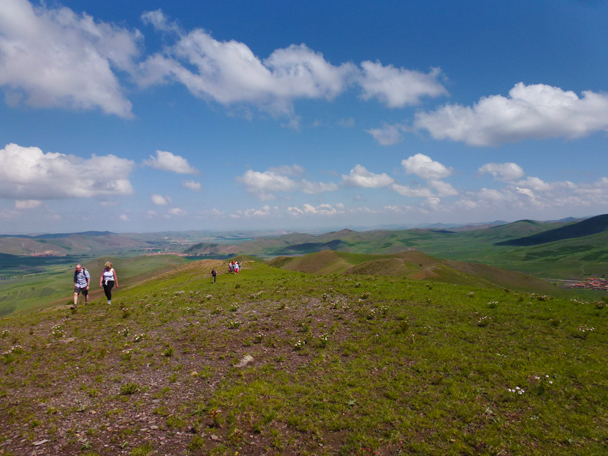 The weather couldn't have been much better - Bashang Grasslands, Hebei Province, 2015/06