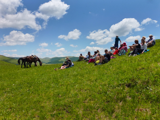 Magical views - Bashang Grasslands, Hebei Province, 2015/06