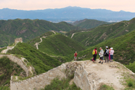 Middle Switchback Great Wall, 2015/06/07
