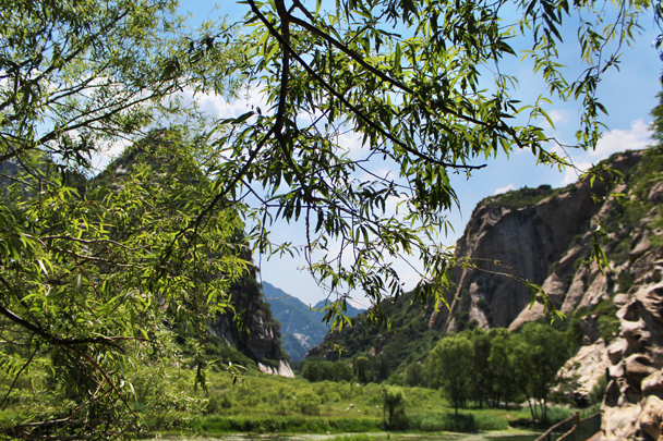 A lovely location - White River hike, 2015/07/05