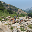 Yunmeng Gorge hike and swim, 2015/07/12
