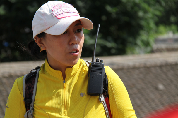 Beijing Hikers big boss, Huijie - Walled Village to the Little West Lake, 2015/08/08