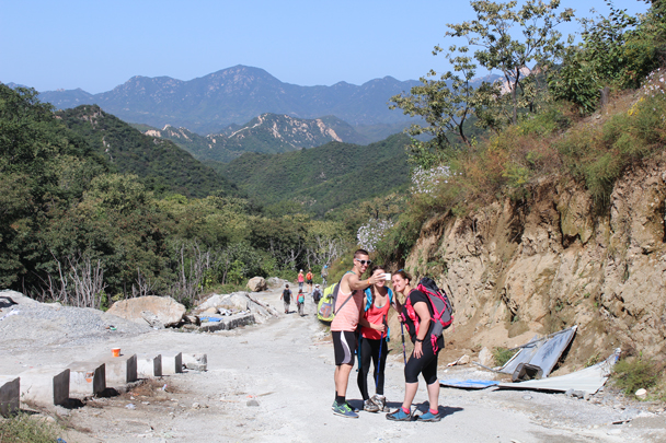 Photo! - High Rise hike to the Walled Village, 2015/09/26