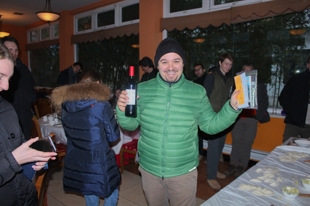 And the winner in the other category! - Boxing Day Great Wall hike at Jiankou and Mutianyu, 2015/12/26
