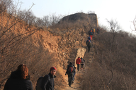 20171202-Gubeikou-to-Jinshanling-Great-Wall-East-(03)