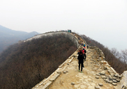 20161225-Great-Wall-Christmas-Jiankou-to-Mutianyu-Great-Wall-(7)