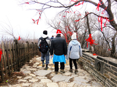 20161225-Great-Wall-Christmas-Jiankou-to-Mutianyu-Great-Wall-(9)