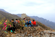 20180422-Earth Day Cleanup Jiankou Great Wall (14)