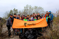20180422-Earth Day Cleanup Jiankou Great Wall (19)
