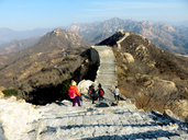 20171202-Longquanyu-Great-Wall-to-the-Little-West-Lake-(5)