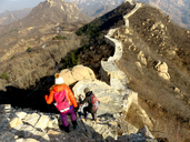20171202-Longquanyu-Great-Wall-to-the-Little-West-Lake-(7)