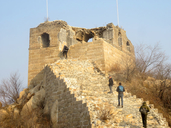 20171227-Longquanyu-Great-Wall-to-the-Little-West-Lake-(15)