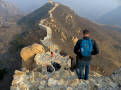 20171227-Longquanyu-Great-Wall-to-the-Little-West-Lake-(18)