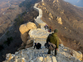 20171227-Longquanyu-Great-Wall-to-the-Little-West-Lake-(19)